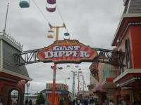 Giant Dipper at Santa Cruz Boardwalk